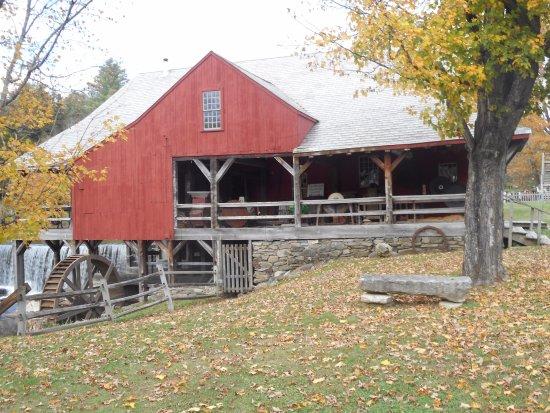 Weston, VT: Mill Museum
