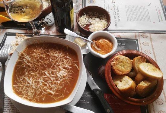 Mas saint bertrand salin de giraud restaurant avis - La cuisine de bertrand ...