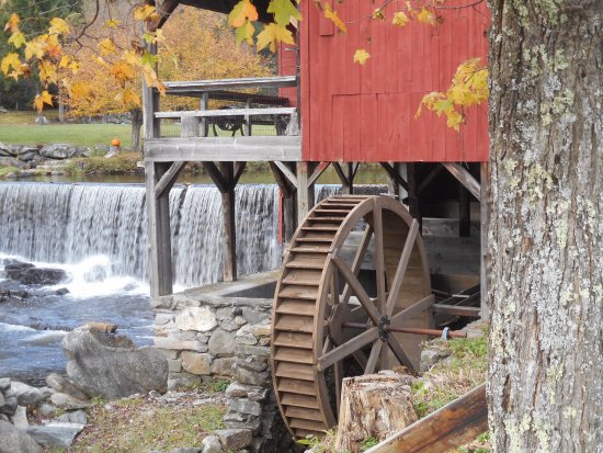 Weston, Βερμόντ: Mill Museum