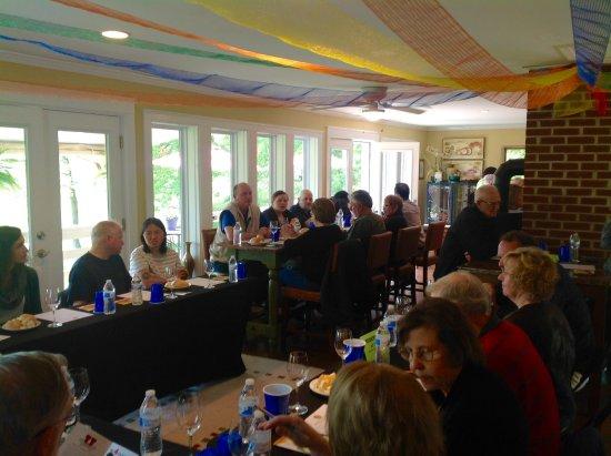 Washington, VA: Wine judging event