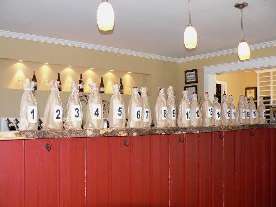 Washington, VA: Virginia Wine Taste-Off