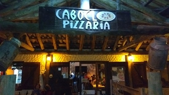 NUNCA MAIS - Picture of Caboclo Pizzaria 5c3c658019a