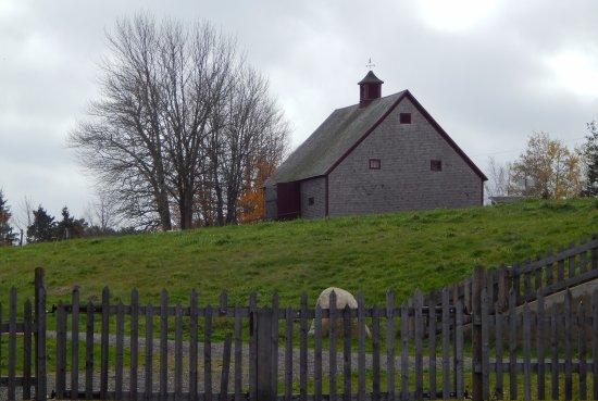 New Ross, Canadá: Original barn