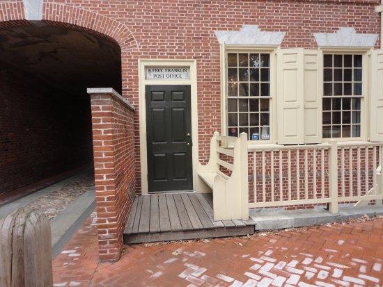 Franklin Print Shop