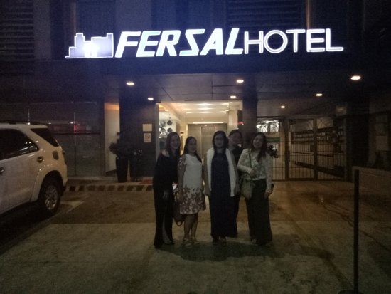 Fersal Hotel - Kalayaan Photo