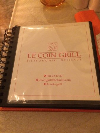 le coin grill namur restaurant avis num ro de t l phone photos tripadvisor. Black Bedroom Furniture Sets. Home Design Ideas