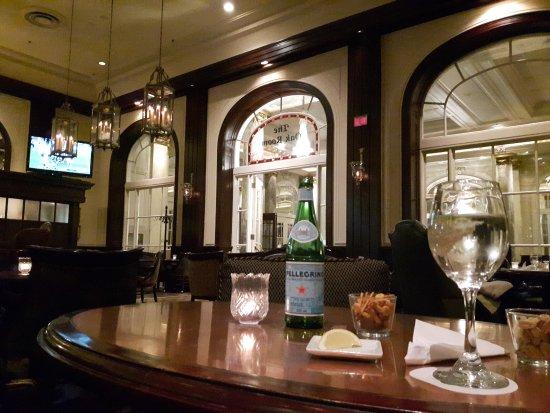 The Fairmont Palliser : great menu with new features menu