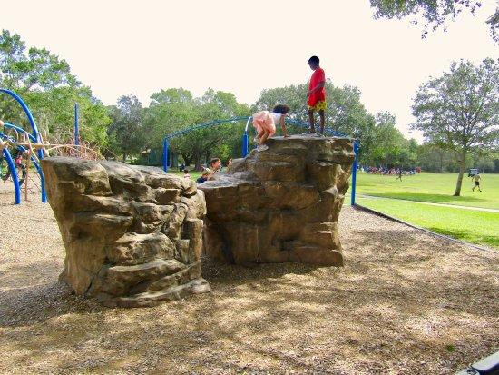 Al Lopez Park: Playground