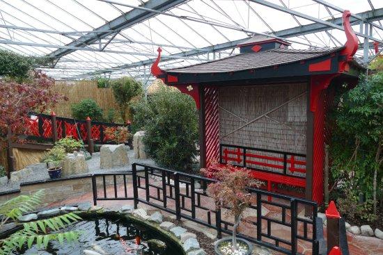 Wootton Bridge, UK: Chinese Garden
