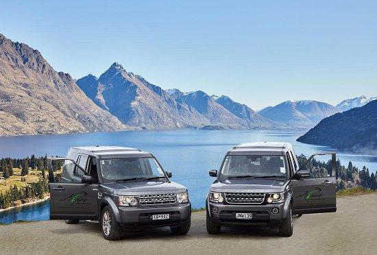 Alpine Adventures Vehicles