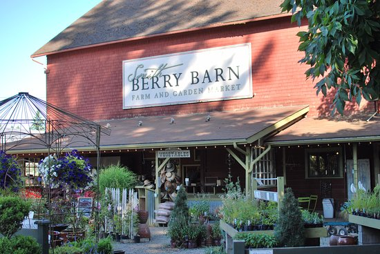Hillsboro, OR: Smith Berry Barn in Spring