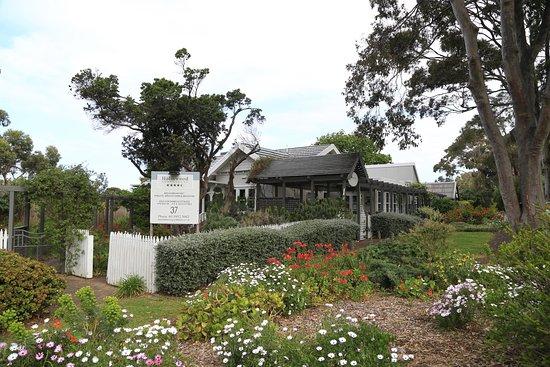 Holmwood Guesthouse: das kleine Guesthouse mit Garten
