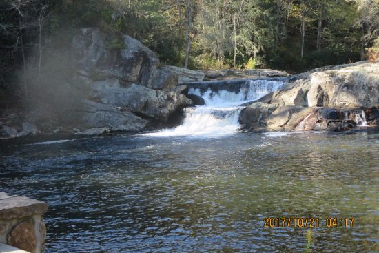 Linville Falls Resmi