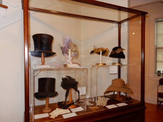 The Brick Store Museum: hat collection