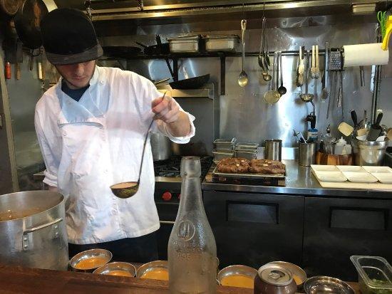 R kitchen american restaurant 212 rutledge ave in for R kitchen charleston