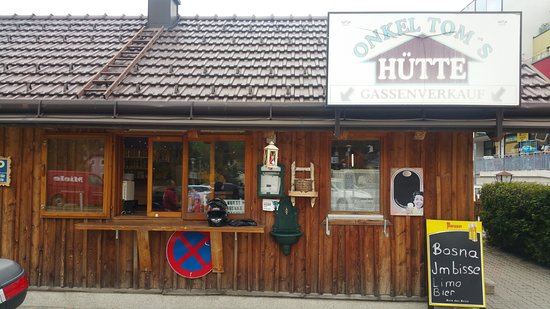 Tamsweg, Austria: Cosy little Hutt....and nice food..hostet by owner Thomas Prodinger
