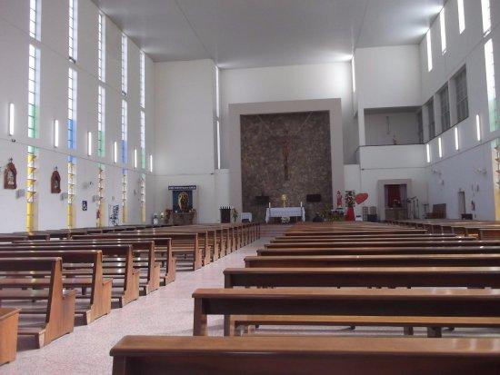 Guabiruba, SC: Vista interna