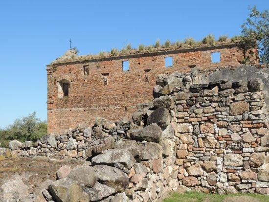 Calera de las huérfanas: ruinas