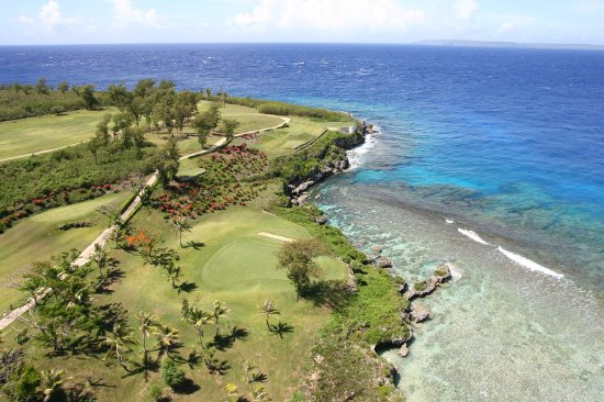 Coral Ocean Golf Resort: Our golf course