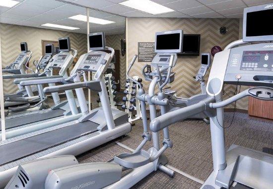 Residence Inn Huntsville: Fitness Center