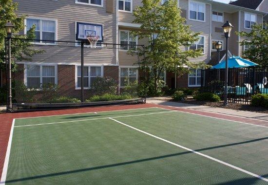 Sport Court Picture Of Residence Inn Chicago Waukegan