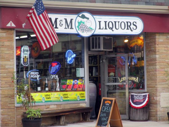 New Providence, NJ: M&M Liquors