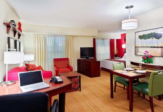 Residence Inn Fort Myers: Studio Suite