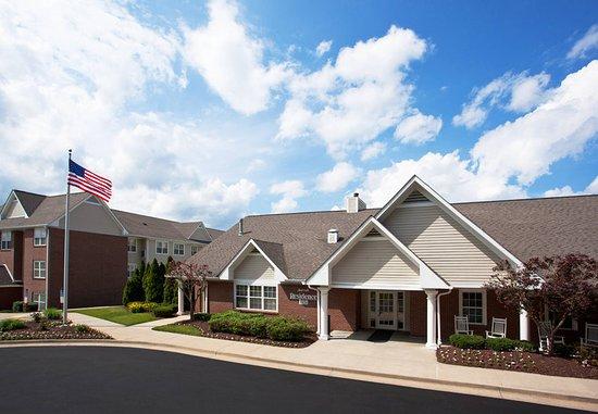 Residence Inn Pittsburgh Airport Coraopolis : Exterior