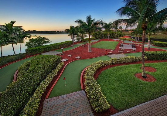 Marriott's Villas at Doral : Miniature Golf Course