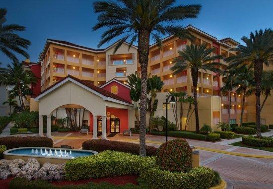 Marriott's Villas at Doral: Entrance