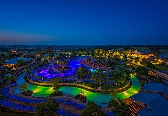 Jw Marriott San Antonio Hill Country Resort Amp Spa