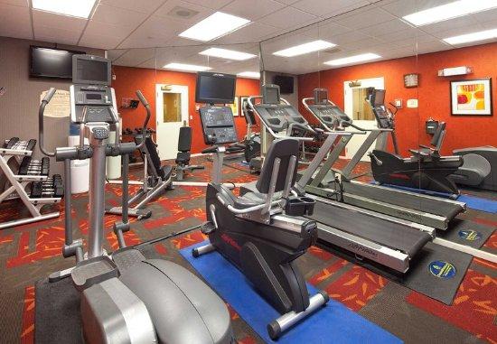 Residence Inn Whitby: Fitness Centre