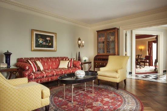 Willard InterContinental Washington : Thomas Jefferson Presidential Suite