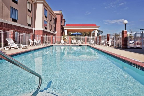 Holiday Inn Express Ste Forest: Swimming Pool