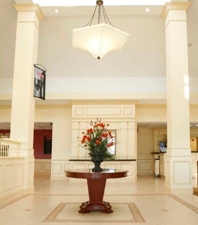 Roanoke Rapids, NC: Pavilion Lobby