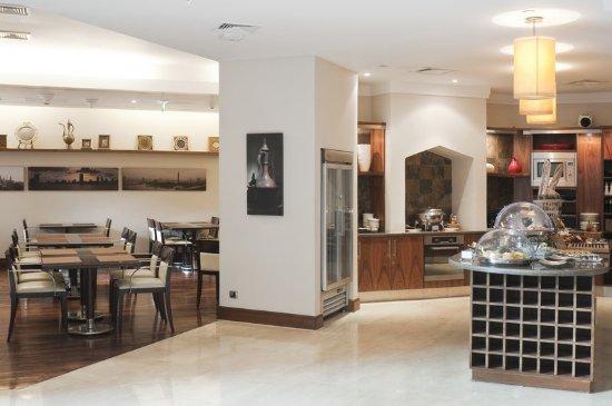 فندق ستيبردج سيتي ستار: Breakfast Area