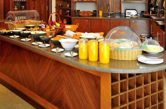 فندق ستيبردج سيتي ستار: Staybridge Suites Cairo - Daily complimentary breakfast