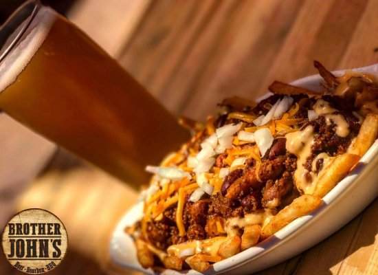 Chef S Famous Fire House Chili Picture Of Brother John S Beer Bourbon Bbq Tucson Tripadvisor