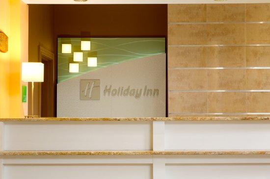 Clinton, NJ: Hotel Lobby