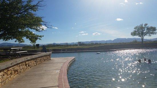 Toyahvale, TX: Balmorhea Pool