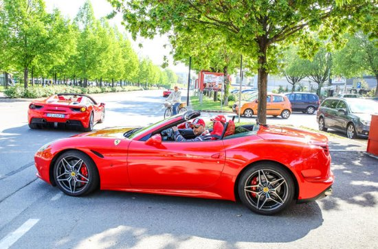 Ferrari California Turbo Road Test...
