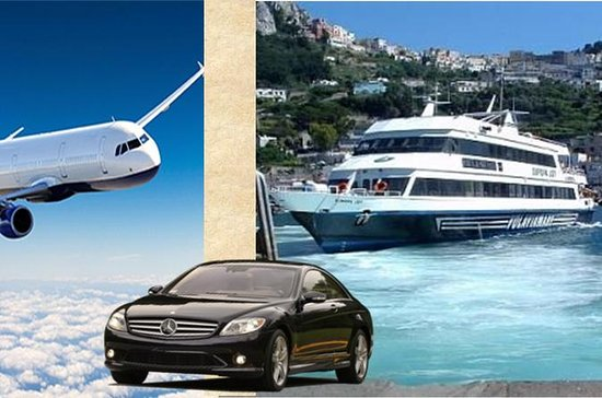 Private Transfer Naples to Capri Hotel