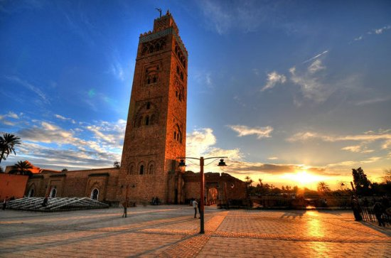 Marrakech Express 07 Days Tour