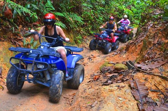 ATV Adventure Ride Park Kampung...