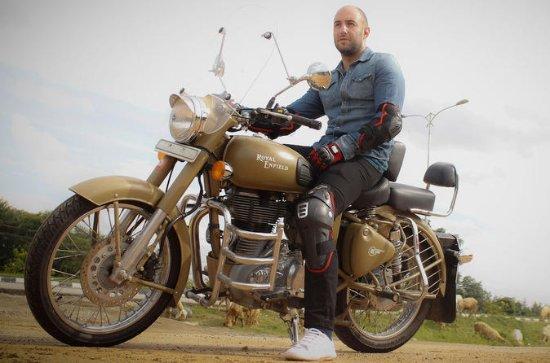 Weekend Heritage tour en motocicleta...