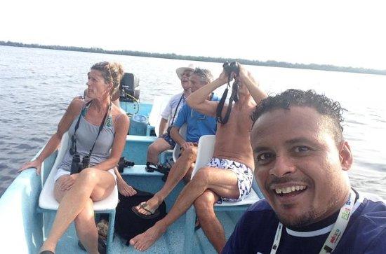 MANIFILTEPEC LAGOON BIRDWATCHING SUNSE…