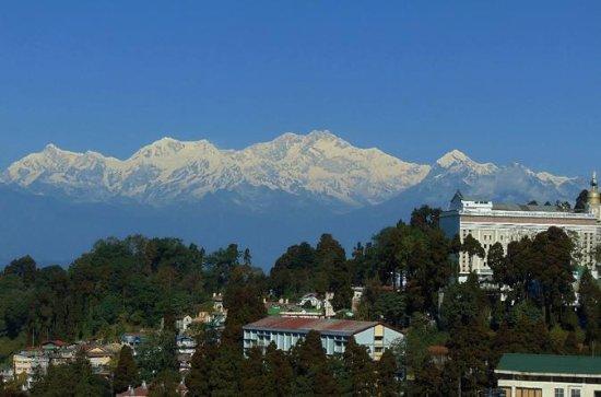 Índia de Darjeeling mágica