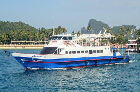 Koh Phi Phi to Krabi by Ferry