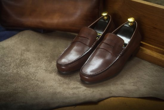 a94694d0f47 Formal Penny Loafer - Picture of Mango Mojito Shoes