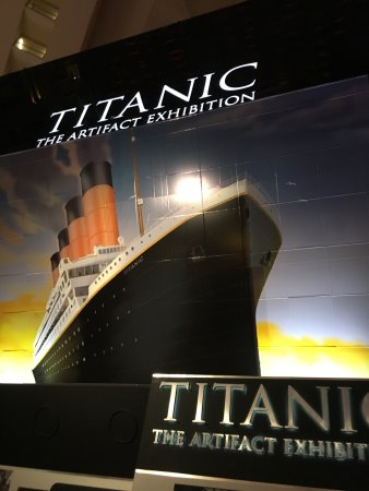 Titanic: The Artifact Exhibition (Las Vegas, NV): Top Tips ...